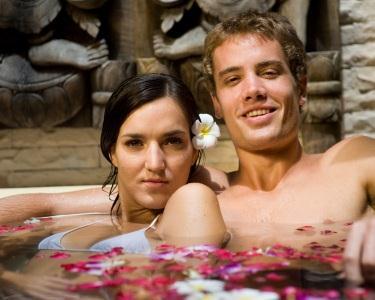 Jacúzi Aromas&Massagem Cupido- 1h30
