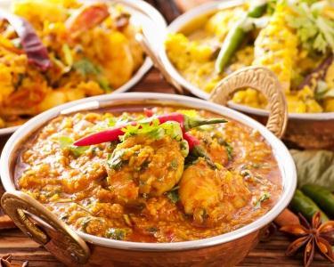 Jantar Romântico   Indian Spicy