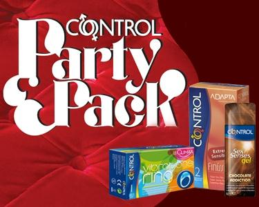 Control Party Pack-Momentos Intensos