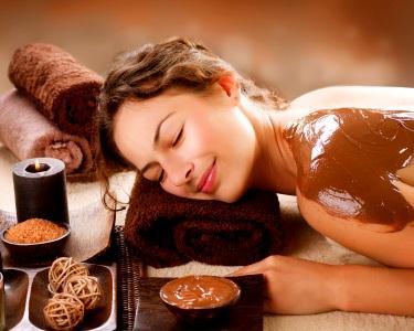 Sweet Chocolate Massage - 1h
