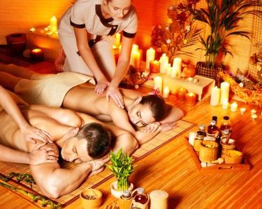 Absolut Relax Massage a Dois -1h