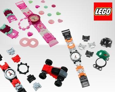 Relógio LEGO à Escolha
