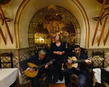 Jantar & Fado a Dois   Taverna d´el Rey - Alfama