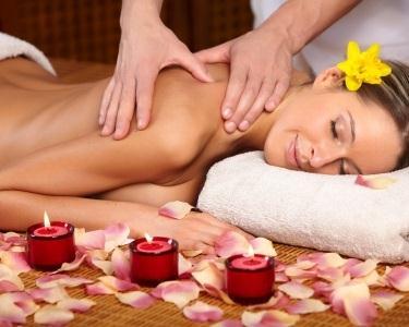 Bamboo Massage & Ritual Chá - 40min