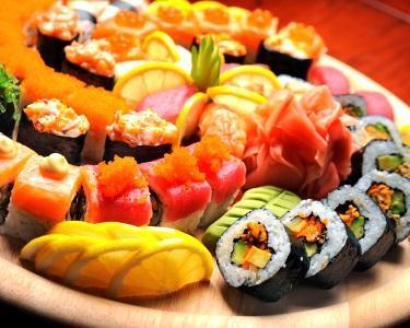 Workshop de Sushi + Jantar para Dois