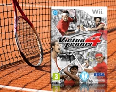 Virtual Tennis 4 - Wii