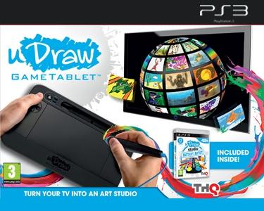 Udraw Gametablet™ HD - PS3