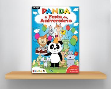 Panda e Amigos Aniversário - PC