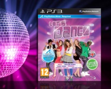 Lets Dance With Mel B - PS3