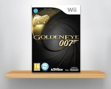 GoldenEye 007 & Comando - Wii