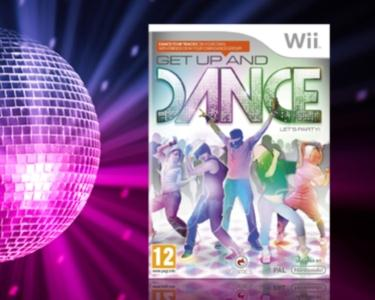 Get Up and Dance - Wii ou PS3