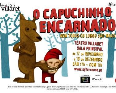 O Capuchinho Encarnado - Villaret