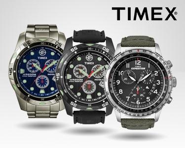Timex - Escolhe o Teu Relógio