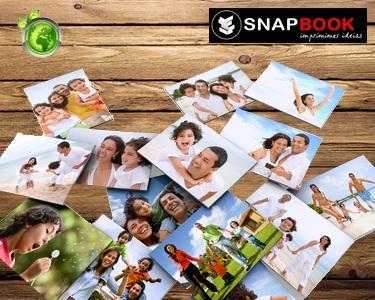 Impressão 100 Fotos 10x15cm-Ecofotos