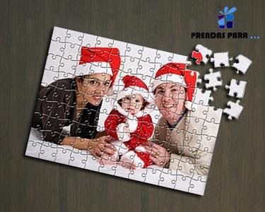 Puzzle com Foto à Escolha