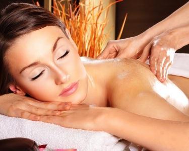 Massagem Abhyanga - Toque com Óleos