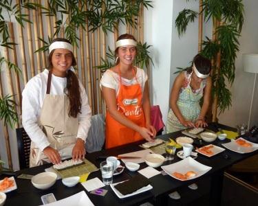 Workshop de Sushi | Estoril