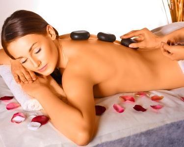 Delícia de Natal- Hot Stones Massage