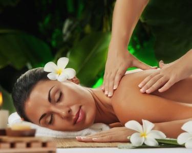 Massagem 1h - Velas & Ritual Chá