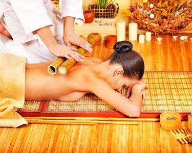 Massagem Hot Bambus & Chocolate | 1h