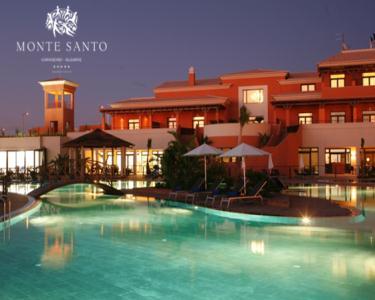 Monte Santo Resort - 1 Noite de Passagem de ano de Luxo em Família