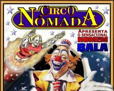 Circo Nómada - O Homem-Bala
