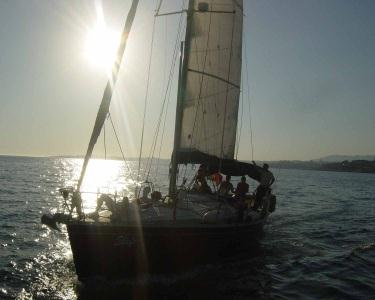 Sailing by Tejo & Espumante - 6 PAX