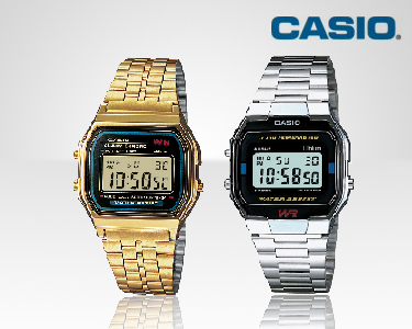 Casio | O Presente Retro