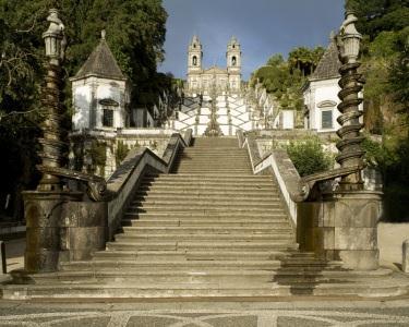 Passeio Romântico de Segway a 2   Bom Jesus Ou Monte Picoto   Braga