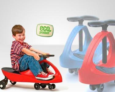 Ziggy Car | Ecológico & Inovador