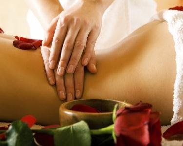 Massagem 1h | Óleos, Pétalas & Chá