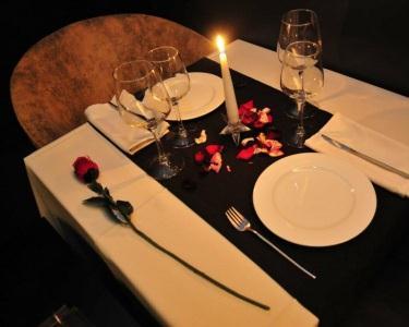 Jantar Supremo de Pura Paixão para Dois