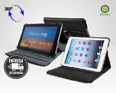 Capa 360º - iPad e Samsung
