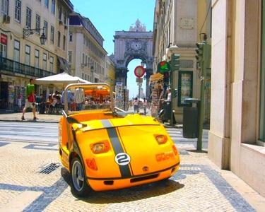 Romance em Lisboa | Passeio de GoCar 1h30