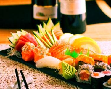 Jantar Japonês a 2 |Sushi no Infusão