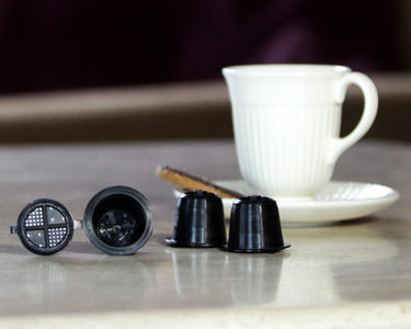 Café-3 Cápsulas Reutilizáveis