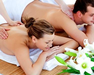 Massagem de Shiatsu para Casal - 45min