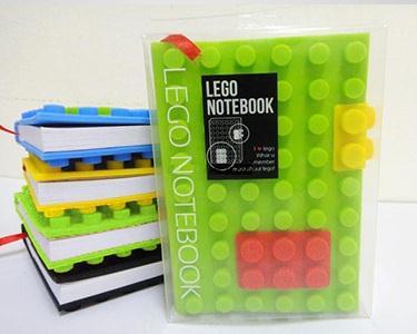 Notebook | Capa Peças de Lego