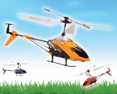 Helicóptero Telecomandado 3.5