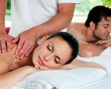 Massagem Toque no Paraíso para Dois