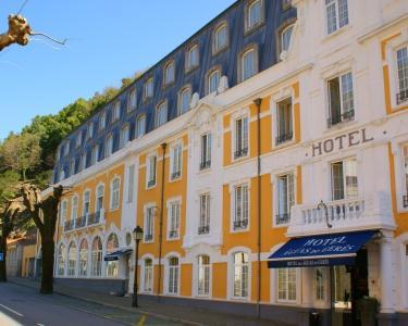 Relaxe no Gerês | 1 ou 2 noites com Massagem ou Caminhada no Águas do Gerês Hotel Termas & Spa