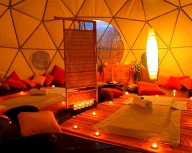 Jantar&Massagem a 2 em Private Room