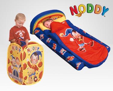 Cama de Viagem&Saco Brinquedos Noddy