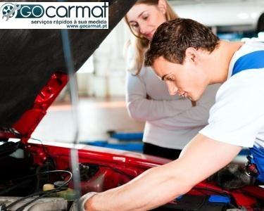 Gocarmat® | 10€ Combustível + Pré-Inspecção + Check-Up & Diagnóstico
