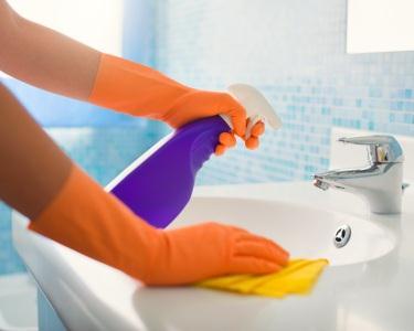 Limpeza Doméstica de 8 Horas