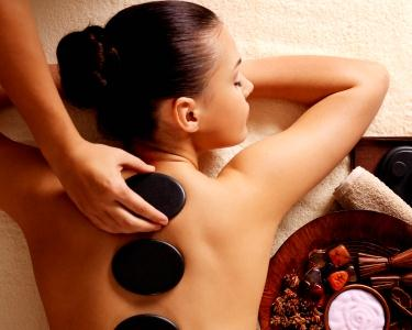 Massagem Hot Stones Touch - 40min