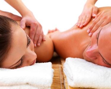 Massagem Casal c/ Sabor Especial 1h
