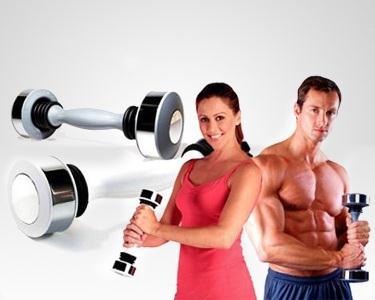 2 Pesos Shake Weight | Exercita-te