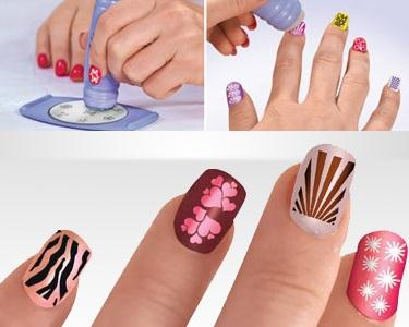 Mini Art Nail - Decoração de Unhas