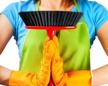 8 Horas de Limpeza Doméstica